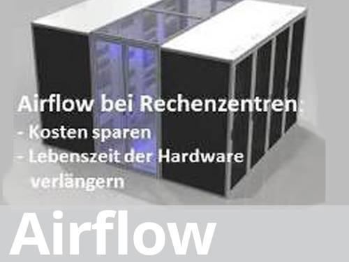 Airflow-Management im Rechenzentrum