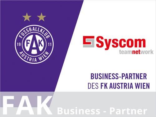 Business-Partner Logo FK Austria Wien